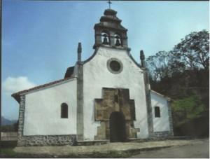 Iglesia Parroquial de Tudela de Agüeria